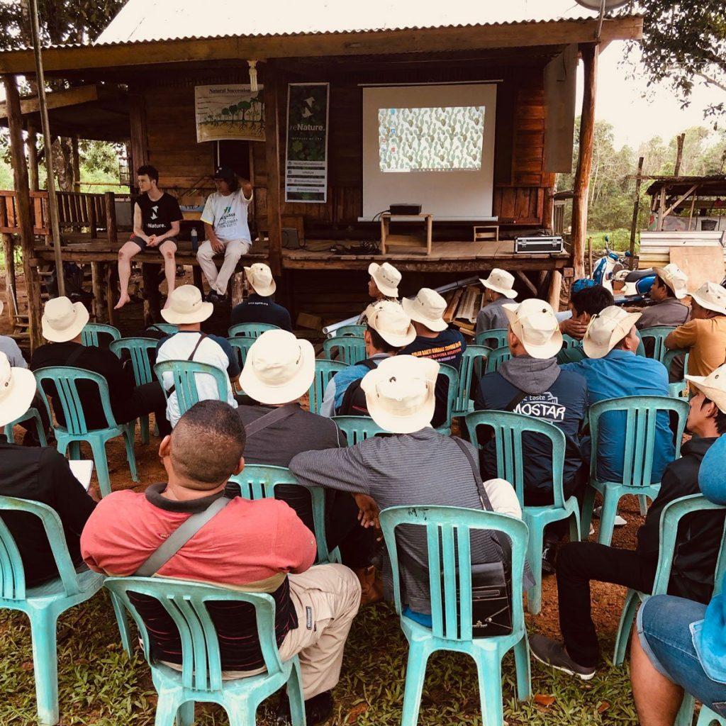 local farmers presentation