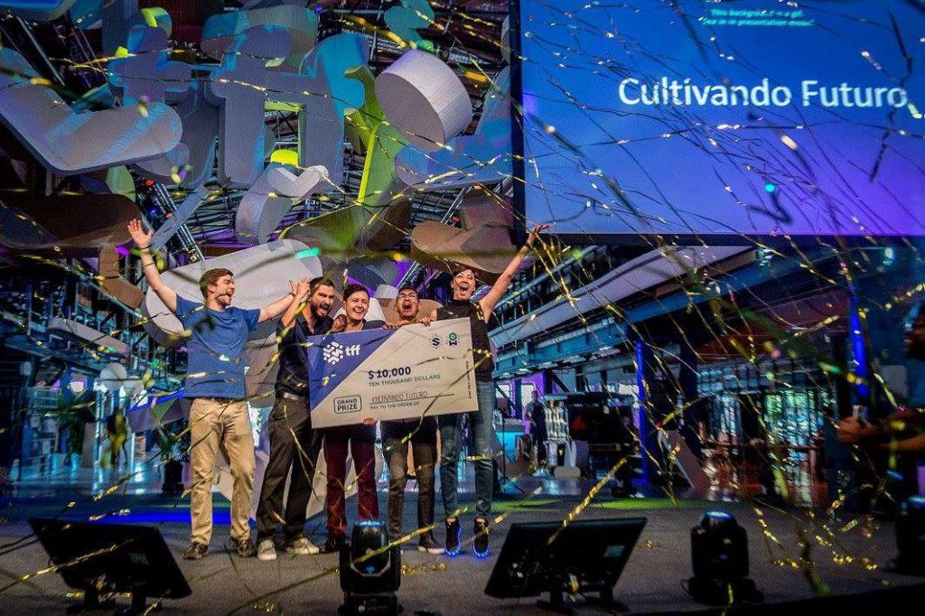 Winners of TFF 2017: Cultivando Futuro